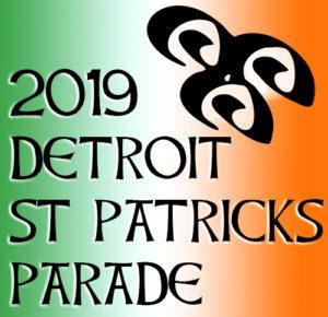 2019 Detroit St. Patrick's Parade