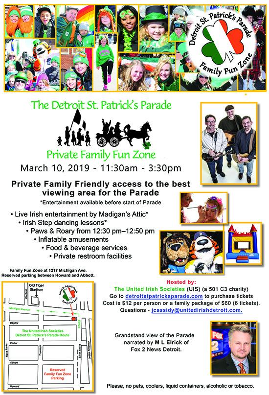 Family Fun Zone Poster